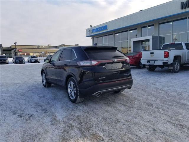 2017 Ford Edge Titanium (Stk: P1518) in Saskatoon - Image 2 of 23