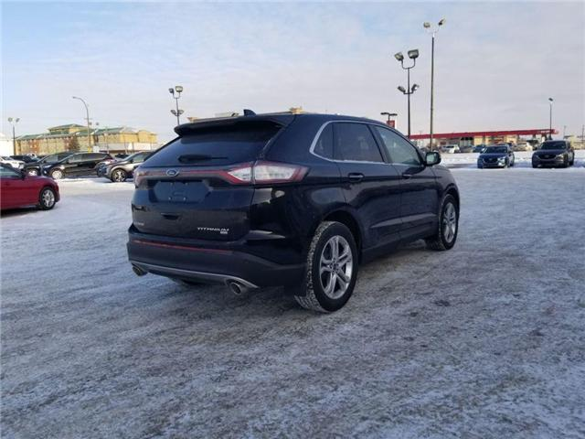 2017 Ford Edge Titanium (Stk: P1518) in Saskatoon - Image 4 of 23