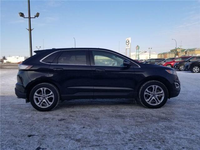 2017 Ford Edge Titanium (Stk: P1518) in Saskatoon - Image 5 of 23