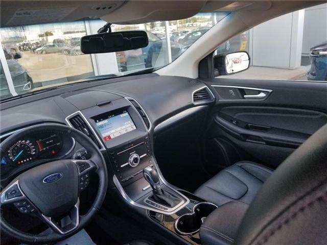 2017 Ford Edge Titanium (Stk: P1518) in Saskatoon - Image 15 of 23