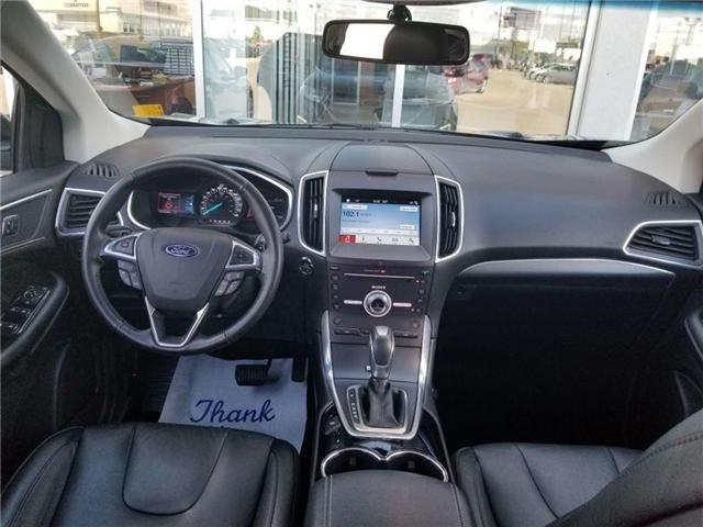 2017 Ford Edge Titanium (Stk: P1518) in Saskatoon - Image 16 of 23