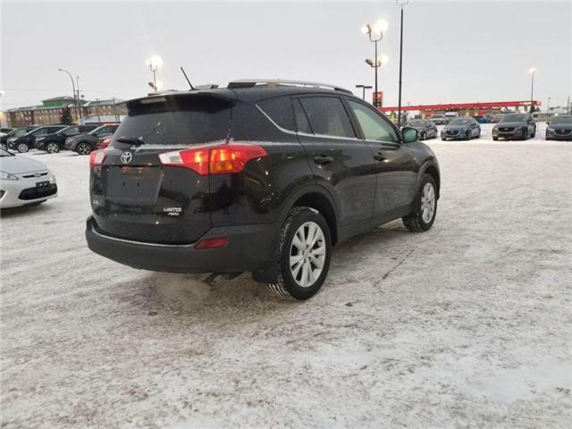 2014 Toyota RAV4 Limited (Stk: P1523) in Saskatoon - Image 4 of 25