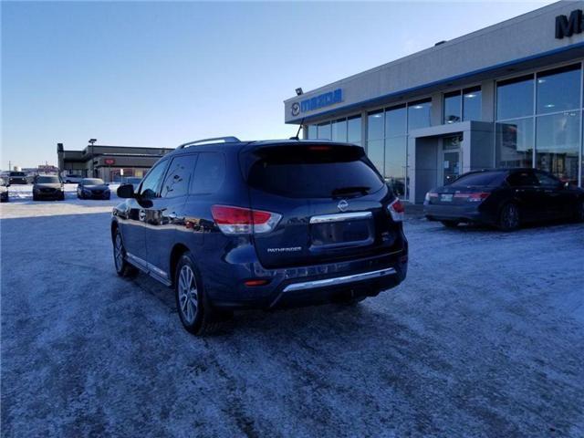 2016 Nissan Pathfinder SL (Stk: N1529) in Saskatoon - Image 2 of 26