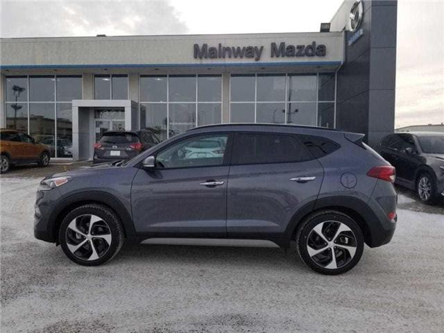 2017 Hyundai Tucson SE (Stk: P1536) in Saskatoon - Image 1 of 25