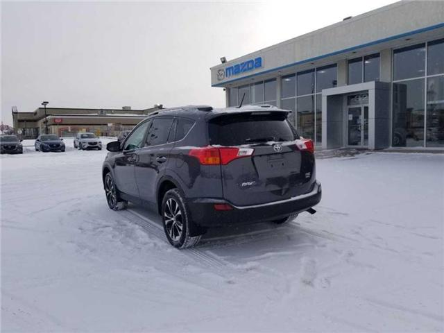 2015 Toyota RAV4 XLE (Stk: P1537) in Saskatoon - Image 2 of 26
