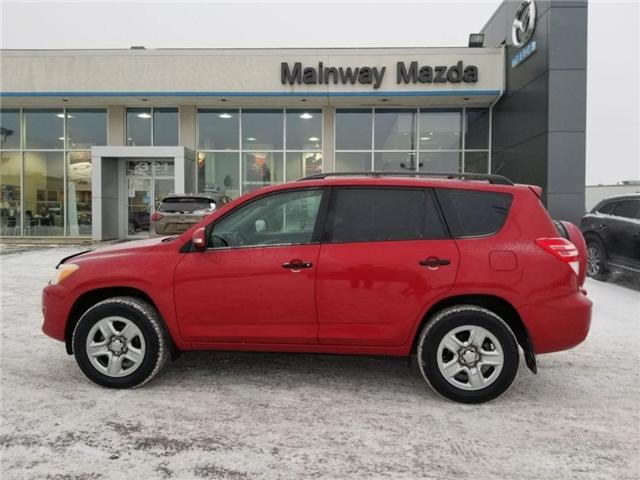 2011 Toyota RAV4 Base (Stk: R17802B) in Saskatoon - Image 1 of 27