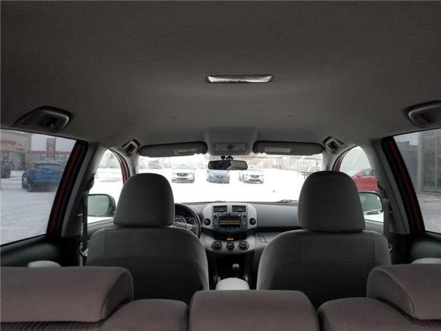 2011 Toyota RAV4 Base (Stk: R17802B) in Saskatoon - Image 20 of 27