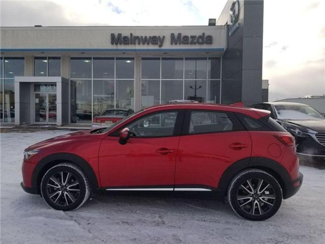 2016 Mazda CX-3 GT (Stk: M18344A) in Saskatoon - Image 1 of 26