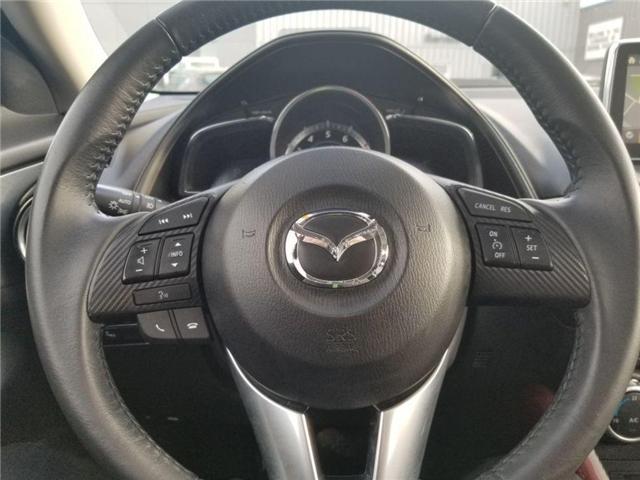 2016 Mazda CX-3 GT (Stk: M18344A) in Saskatoon - Image 10 of 26