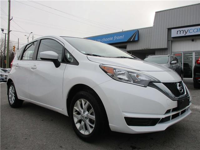 2018 Nissan Versa Note 1.6 SV (Stk: 182078) in Kingston - Image 1 of 12