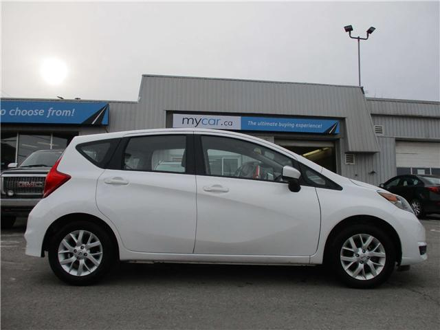 2018 Nissan Versa Note 1.6 SV (Stk: 182078) in Kingston - Image 2 of 12