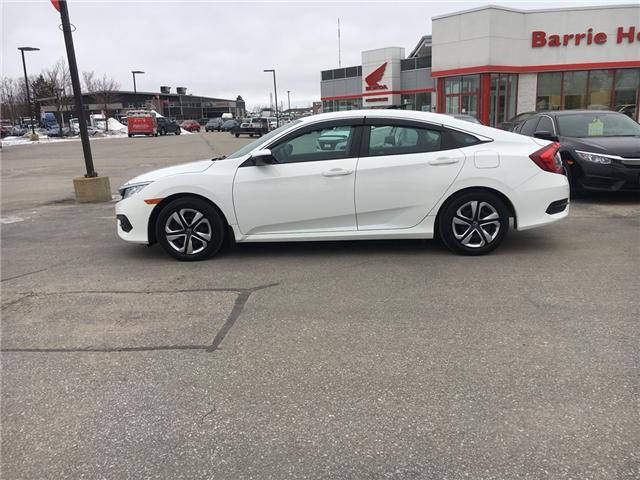 2016 Honda Civic LX (Stk: U16521) in Barrie - Image 2 of 15