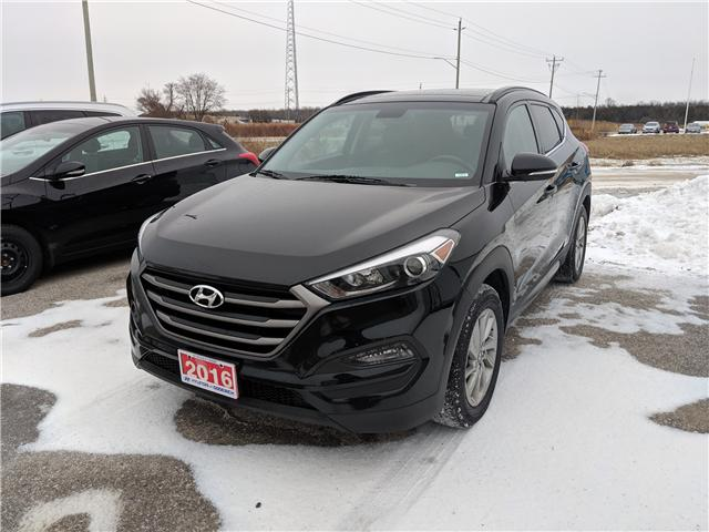 2016 Hyundai Tucson Limited (Stk: 85079) in Goderich - Image 1 of 14