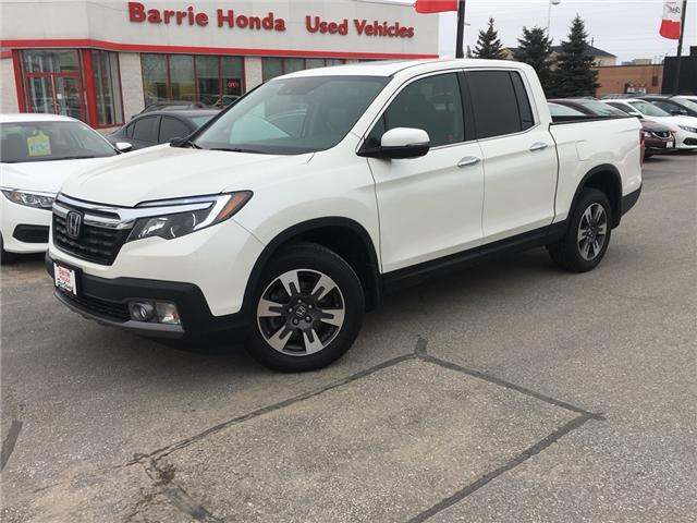 2018 Honda Ridgeline Touring (Stk: 1808P) in Barrie - Image 1 of 22