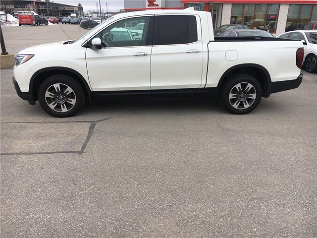 2018 Honda Ridgeline Touring (Stk: 1808P) in Barrie - Image 2 of 22