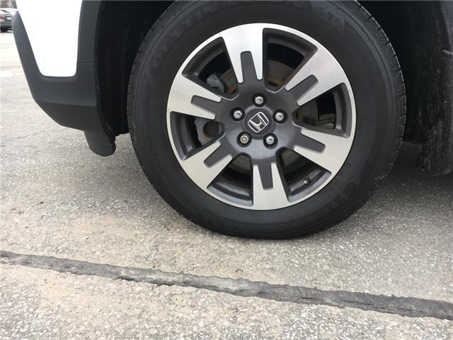 2018 Honda Ridgeline Touring (Stk: 1808P) in Barrie - Image 3 of 22