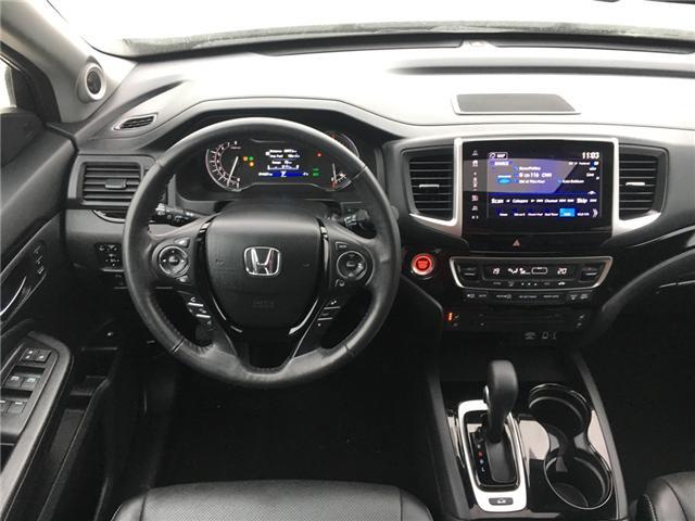 2018 Honda Ridgeline Touring (Stk: 1808P) in Barrie - Image 9 of 22