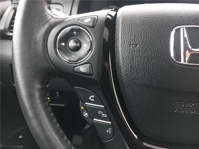 2018 Honda Ridgeline Touring (Stk: 1808P) in Barrie - Image 14 of 22