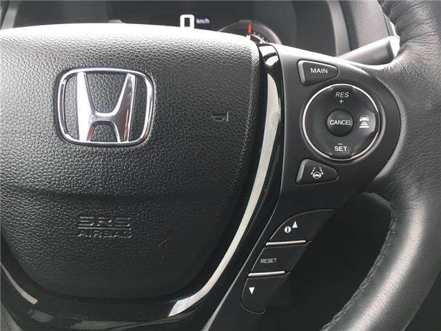 2018 Honda Ridgeline Touring (Stk: 1808P) in Barrie - Image 15 of 22