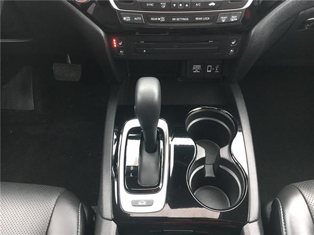 2018 Honda Ridgeline Touring (Stk: 1808P) in Barrie - Image 18 of 22