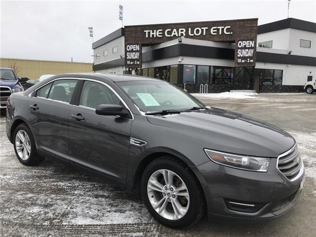 2015 Ford Taurus SEL (Stk: 18219) in Sudbury - Image 1 of 13
