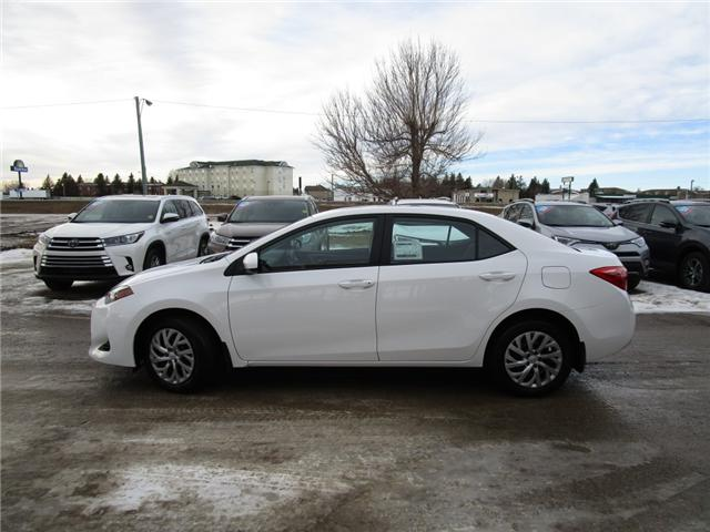 2019 Toyota Corolla LE (Stk: 198018) in Moose Jaw - Image 2 of 28