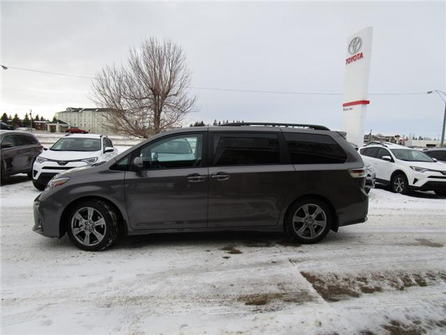 2019 Toyota Sienna Technology Package (Stk: 199038) in Moose Jaw - Image 2 of 41