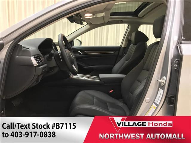 2018 Honda Accord Touring 2.0T (Stk: B7115) in Calgary - Image 2 of 19