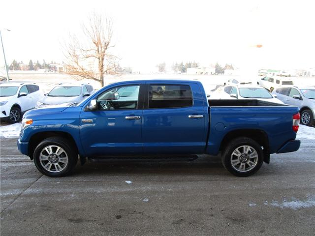 2017 Toyota Tundra Platinum 5.7L V8 (Stk: 1990372) in Moose Jaw - Image 2 of 27