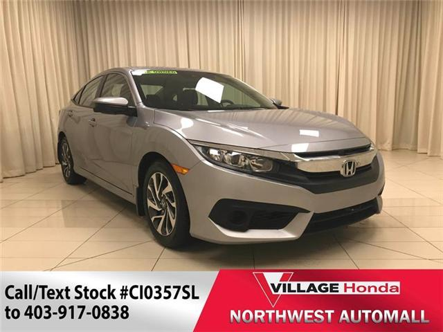 2018 Honda Civic EX (Stk: CI0357SL) in Calgary - Image 1 of 30