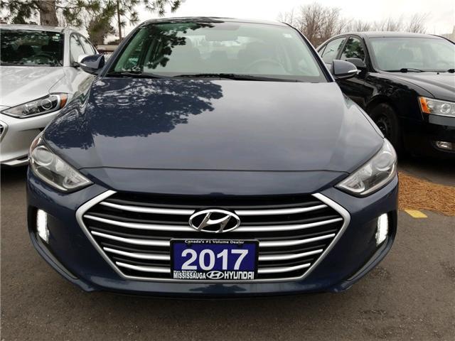 2017 Hyundai Elantra GLS (Stk: op10065) in Mississauga - Image 2 of 19