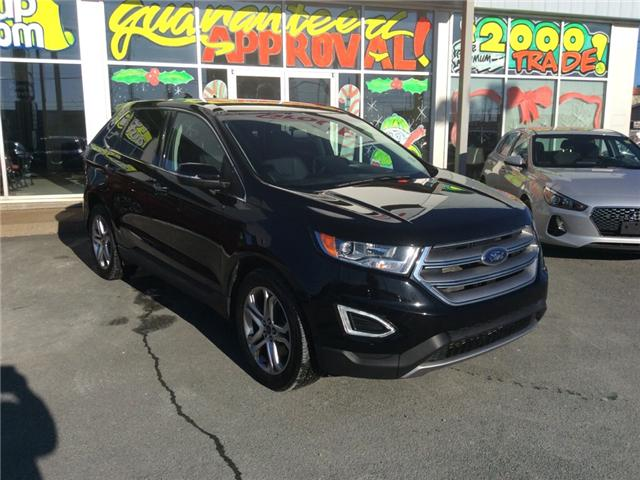2017 Ford Edge Titanium (Stk: 16377) in Dartmouth - Image 2 of 24