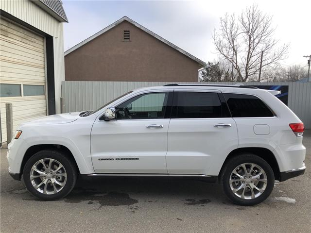 2019 Jeep Grand Cherokee Summit (Stk: 14291) in Fort Macleod - Image 2 of 23