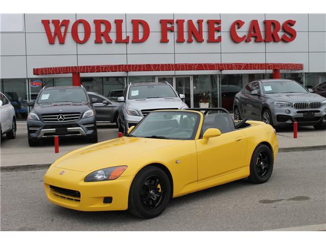 2001 Honda S2000  (Stk: 16613) in Toronto - Image 1 of 23