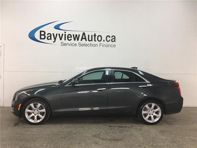 2015 Cadillac ATS 2.0L Turbo (Stk: 34080J) in Belleville - Image 1 of 27