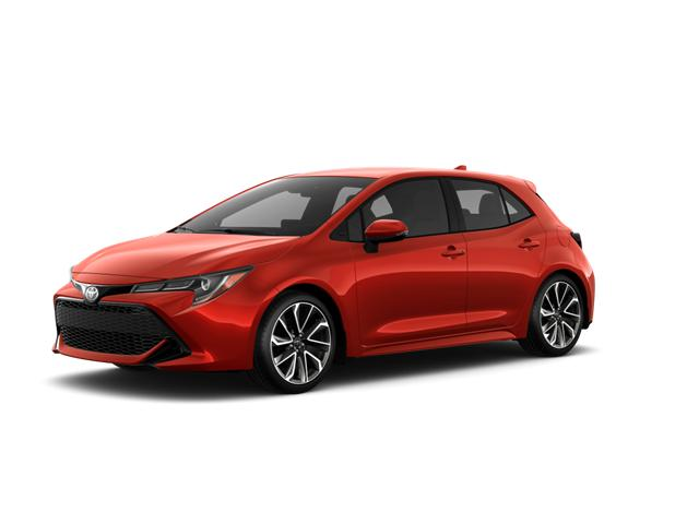 2019 Toyota Corolla Hatchback SE Upgrade Package (Stk: 78039) in Toronto - Image 1 of 5