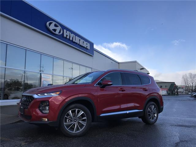 2019 Hyundai Santa Fe Preferred 2.4 (Stk: H97-7097) in Chilliwack - Image 1 of 11