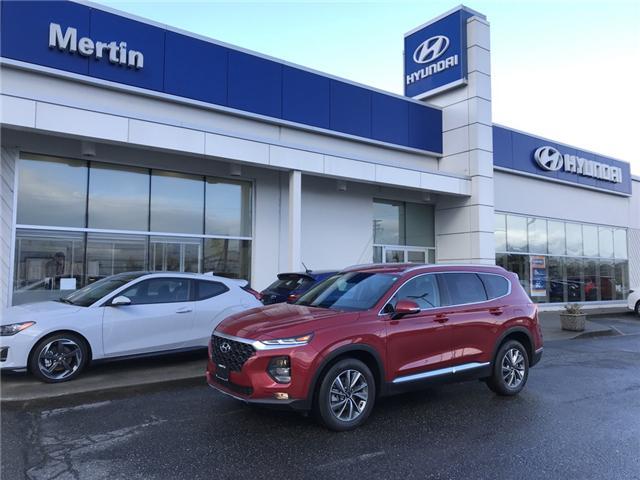 2019 Hyundai Santa Fe Preferred 2.4 (Stk: H97-7097) in Chilliwack - Image 2 of 11