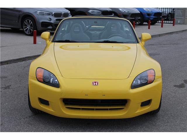 2001 Honda S2000  (Stk: 16613) in Toronto - Image 2 of 23