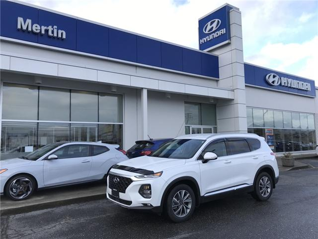 2019 Hyundai Santa Fe Preferred 2.0 (Stk: H97-7276) in Chilliwack - Image 2 of 11