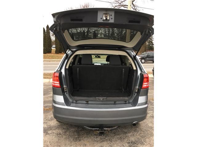2010 Dodge Journey SE (Stk: -) in Cobourg - Image 14 of 25