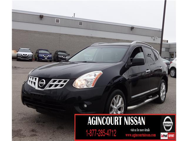 2011 Nissan Rogue SL (Stk: U12333A) in Scarborough - Image 1 of 23