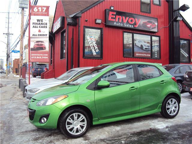 2011 Mazda Mazda2 GX (Stk: ) in Ottawa - Image 1 of 23