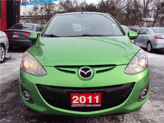 2011 Mazda Mazda2 GX (Stk: ) in Ottawa - Image 2 of 23