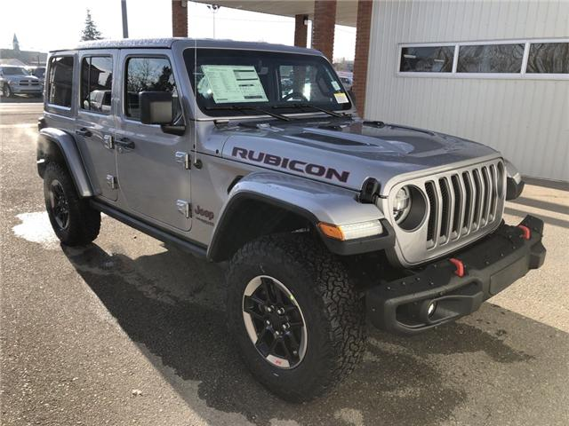 2019 Jeep Wrangler Unlimited Rubicon (Stk: 14289) in Fort Macleod - Image 7 of 20