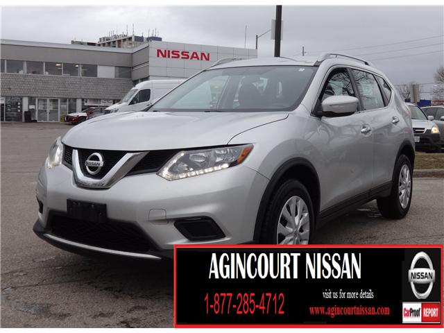 2014 Nissan Rogue S (Stk: KC749843A) in Scarborough - Image 1 of 16