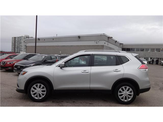 2014 Nissan Rogue S (Stk: KC749843A) in Scarborough - Image 2 of 16