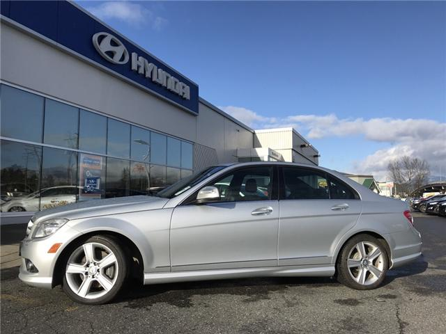2009 Mercedes-Benz C-Class Base (Stk: H93-9578A) in Chilliwack - Image 1 of 14