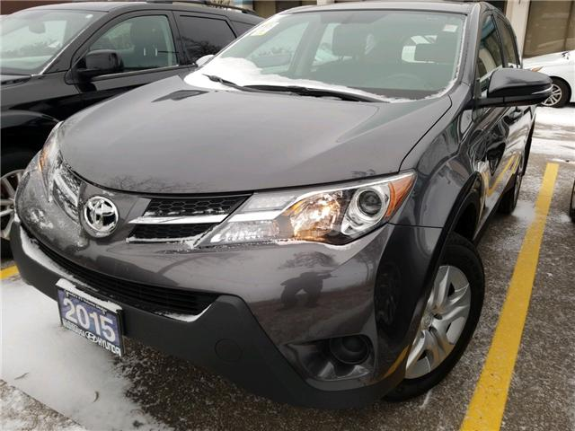 2015 Toyota RAV4 LE (Stk: op10061) in Mississauga - Image 1 of 16