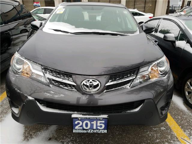 2015 Toyota RAV4 LE (Stk: op10061) in Mississauga - Image 2 of 16